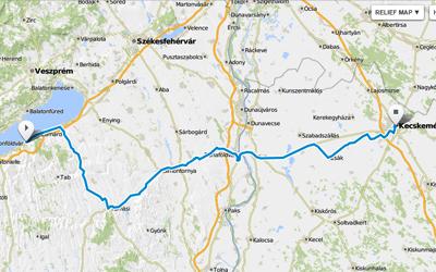 Festina - Tour de Hongrie