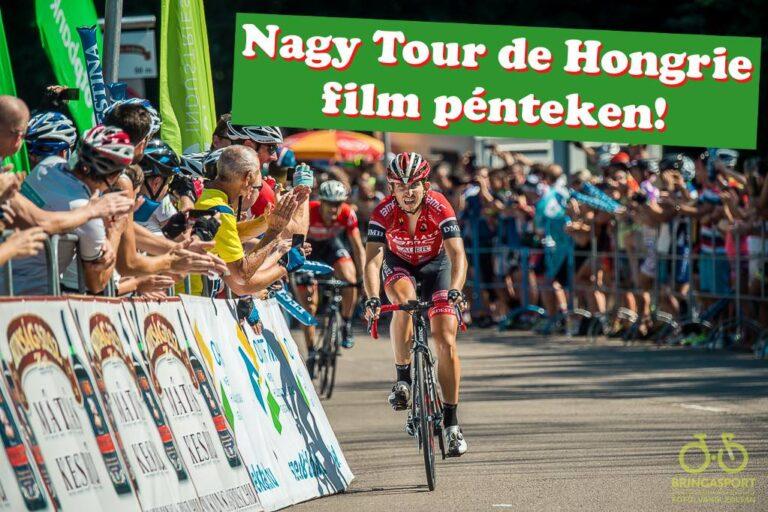 Tour de Hongrie Film - Festina