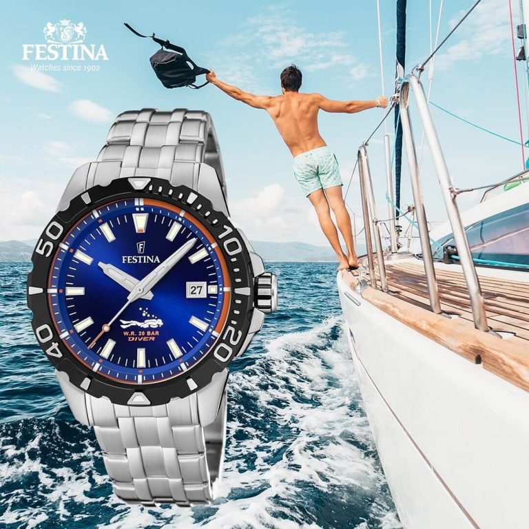 Festina - The Originals Diver