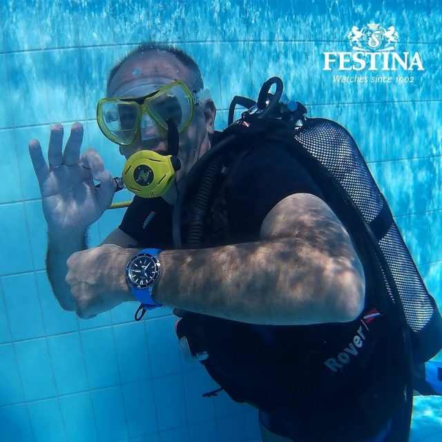 Festina - The Originals Diver