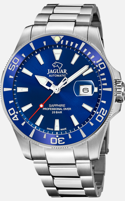Jaguar Automatic Diver Collection karóra J886/1
