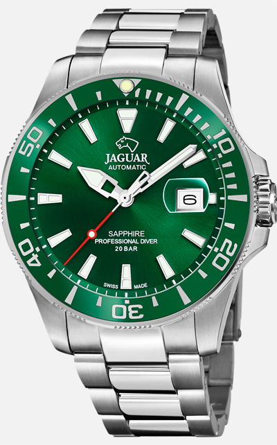 Jaguar Automatic Diver Collection karóra J886/2