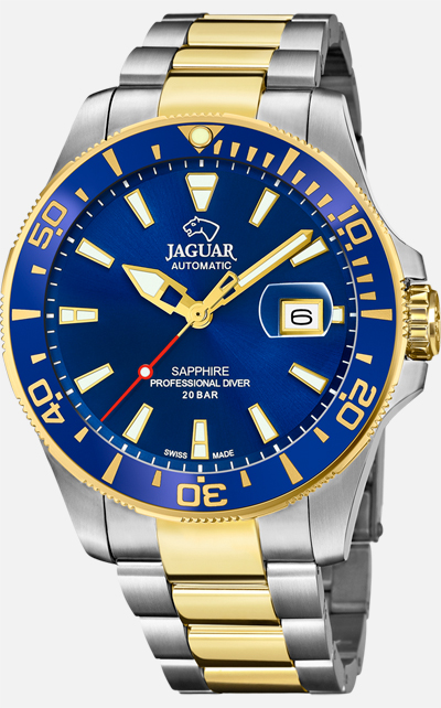 Jaguar Automatic Diver Collection karóra J887/1