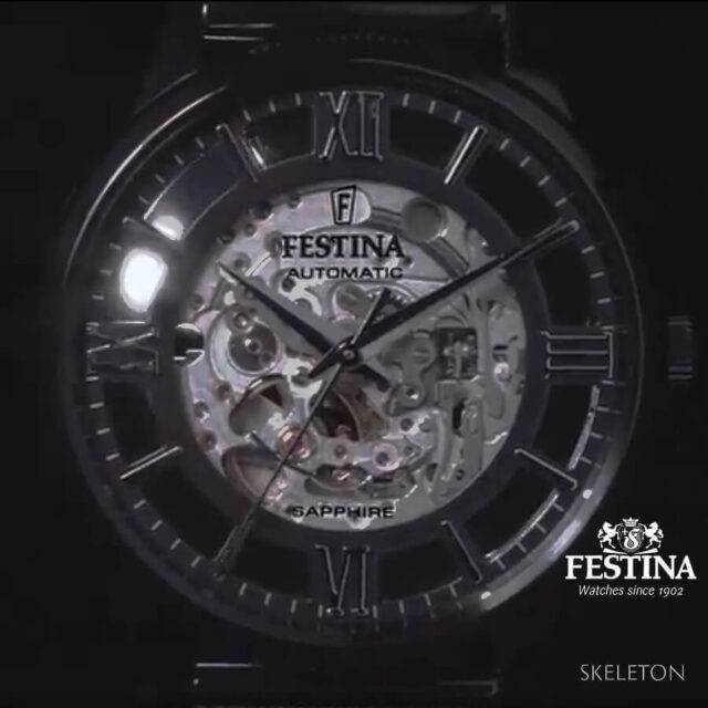 Festina - Automatic - Skeleton