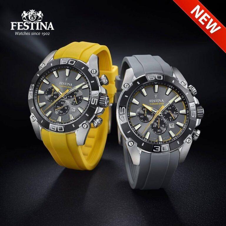 Festina - Watch For Men - Órák Férfiaknak