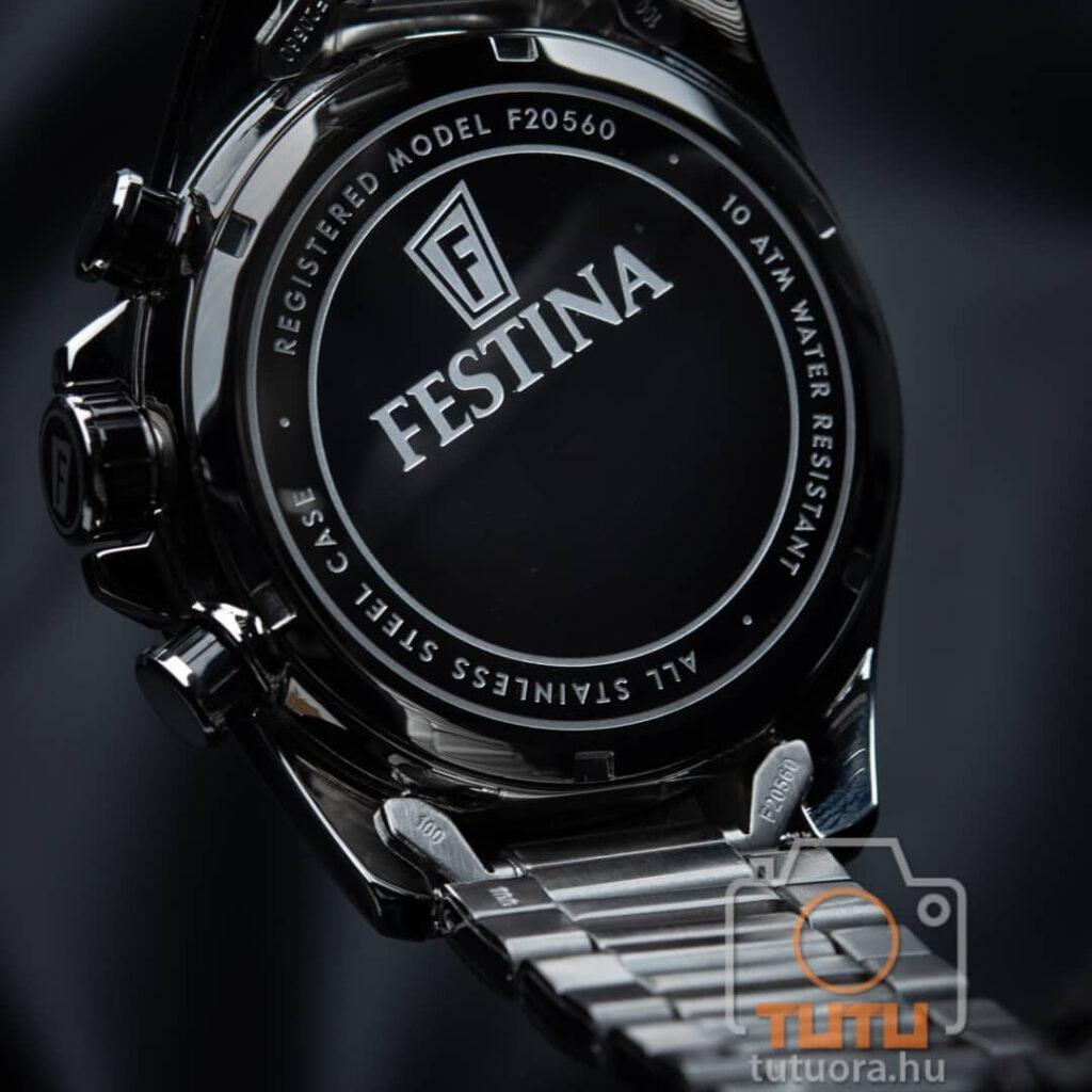Festina Timeless Chronograph karóra